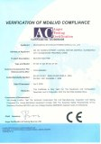 CE for Sealing Machine