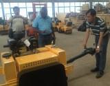 Sri Lanka client visit our manufacture
