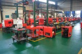 Production Line for Silent Generator