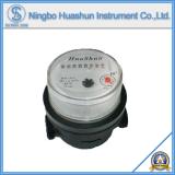 Single Jet Dry Type Plastic ISO4064 80mm length Water Meter