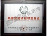 China Security & Integrity Alliance