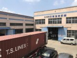 Auxiliary Parts of PET flakes optical storter for washing line shipped to Shanghai Port