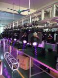 Workshoop lighting test