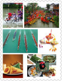 Celebration of Dragon Boat Festival