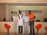 Our Tangxuantao Ceramics 2012 Clients