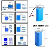 OEM 18650 Lithium Battery