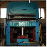 High-press Rubber Flooring Machine