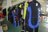 Waterproof Customized neoprene wetsuit surfing suit swim wear
