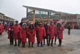 We at Yulong Snow Mountain
