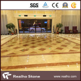 Marble Floor Tile Project for Hotel Lobby