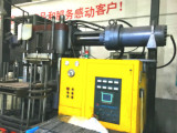 Rubber injection equipment