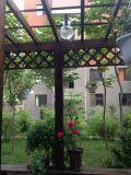 solar garden light project