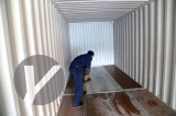 Loading of Container