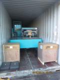 side loader forklift shipment