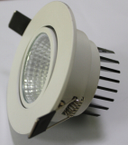 3W Flexible Customized LED Ceiling Light