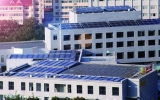 The Changle Yuanfei Hotel(Five-star)Solar Central Air Conditioning System