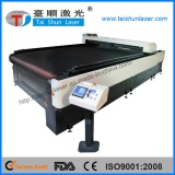 large scale laser cutting machine with imported stepper motor