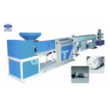 PP/PE/PPR/PVC/HDPE/LDPE pipe making machine