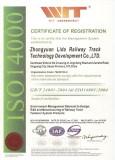 Zhongyuan Lida ISO 14001