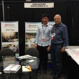 The Successfully Exhibition in USA 2015
