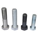 Hex bolt DIN933 DIN931,A325 A490