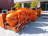 TDCM175 concrete mixer