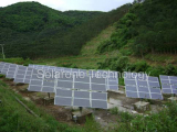 Grid-Tied Solar Power System for Tunnel Project (60kwp)