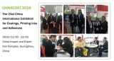 XiMi Group on the China Coating Fair 2016