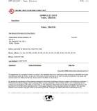 UL certificate of blower