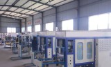 High-Speed Vacuum Forming Machine Production
