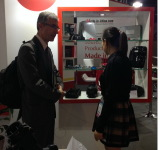 New clients in Paris show 2014