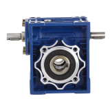 Hollow shaft worm speed reducer
