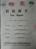 TEST REPORT OF LINK CHAIN