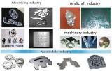 metal text laser cutting machine