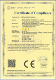 CE Certificate of LED Underground Light