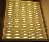 LED 3D Panel Light