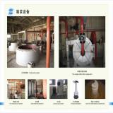 Pulping equipment