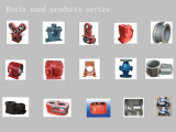 resin sand casting products