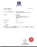 AZO test report