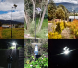 Road Smart Integrated Solar Moon Light in Columbia
