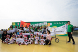 JINYING GROUP participate in Sanshan Charity Eight Miles Activity