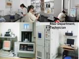 R&D Department technician