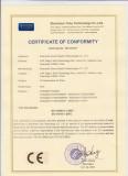 EDS2000 CE certificate (LVD)