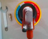 """6"""" Random Orbit sander-(center vacuum)- FY09R0"""
