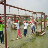 Office Staff Outdoor Expend Training Organized By Company