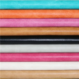 Synthetic PU Leather for Furniture, Footwear, Bags
