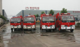 4 Units Dongfeng 3CBM Water Fire Truck for Laos