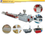 wpc extrusion line