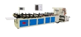 CY-450 Middle-Sealing Paper-Poly Pouch Making Machine