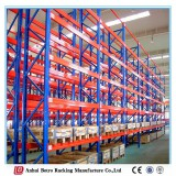 China Nanjing High Density Warehousing Equipment EU Pallet Racking System